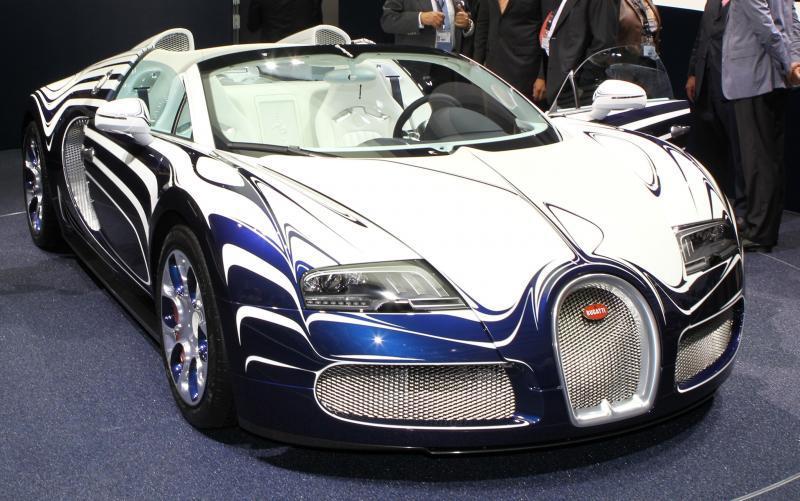 2011 Bugatti Veyron L'Or Blanc 36