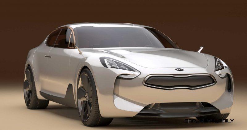 2011 Kia GT 22