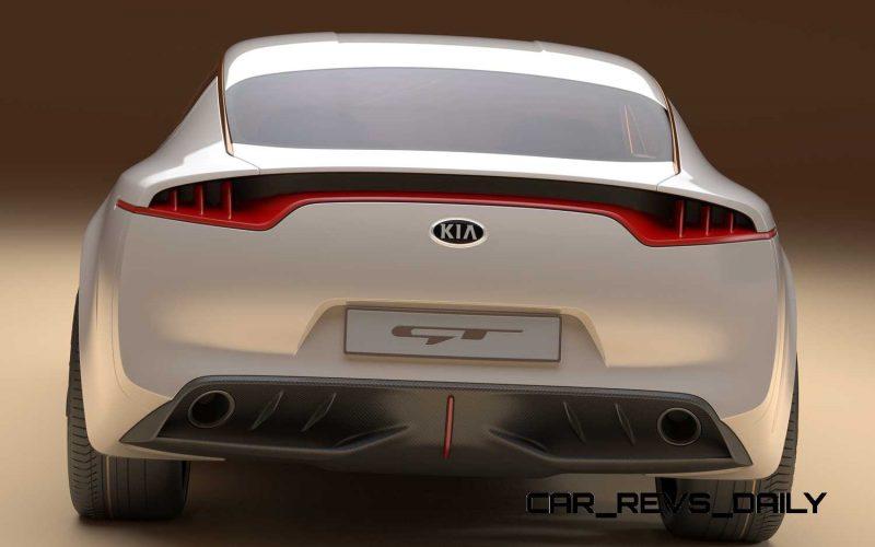 2011 Kia GT 30