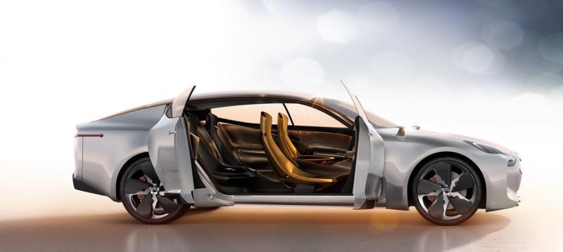 2011 Kia GT 32
