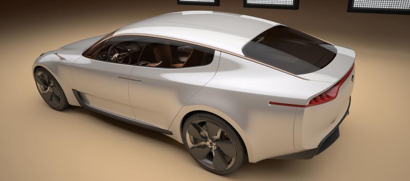 2011 Kia GT 7