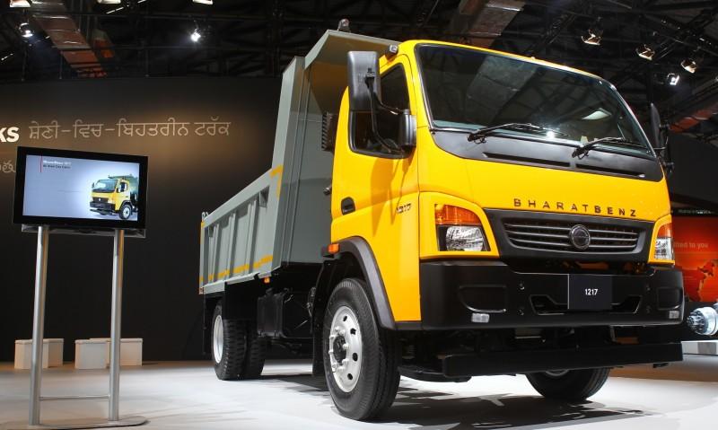 2014 BharatBenz Trucks 20