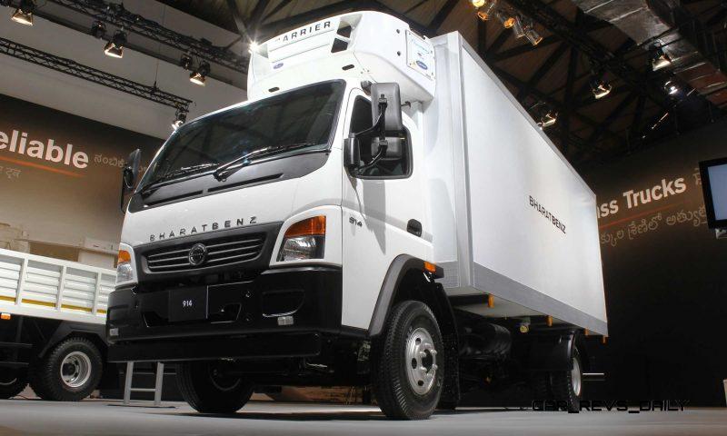 2014 BharatBenz Trucks 24
