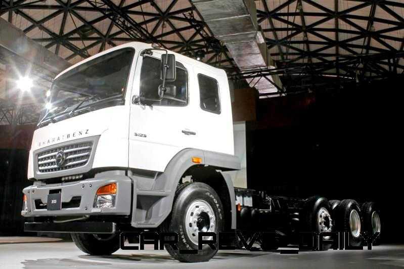 2014 BharatBenz Trucks 5