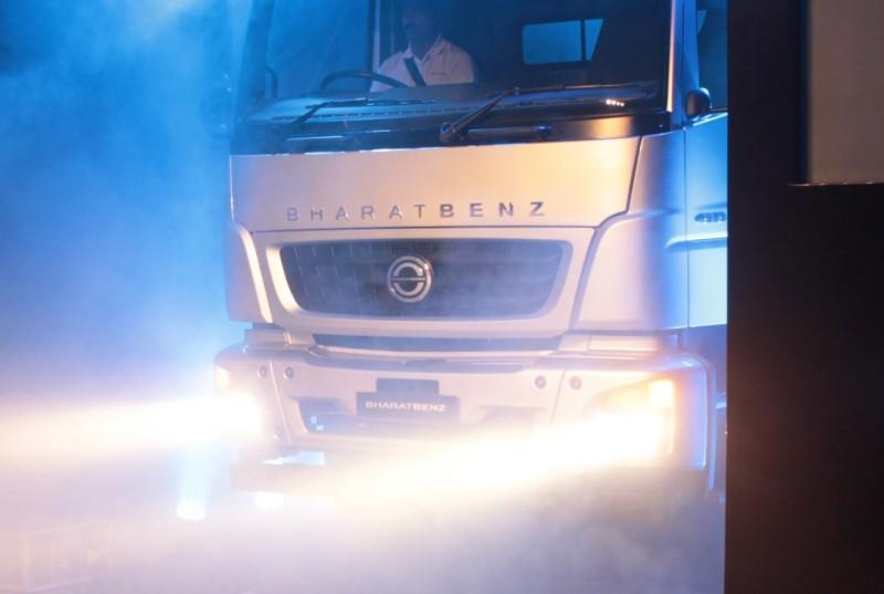 2014 BharatBenz Trucks 6