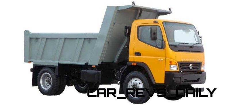 2014 BharatBenz Trucks 66