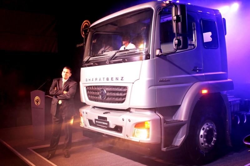 2014 BharatBenz Trucks 7