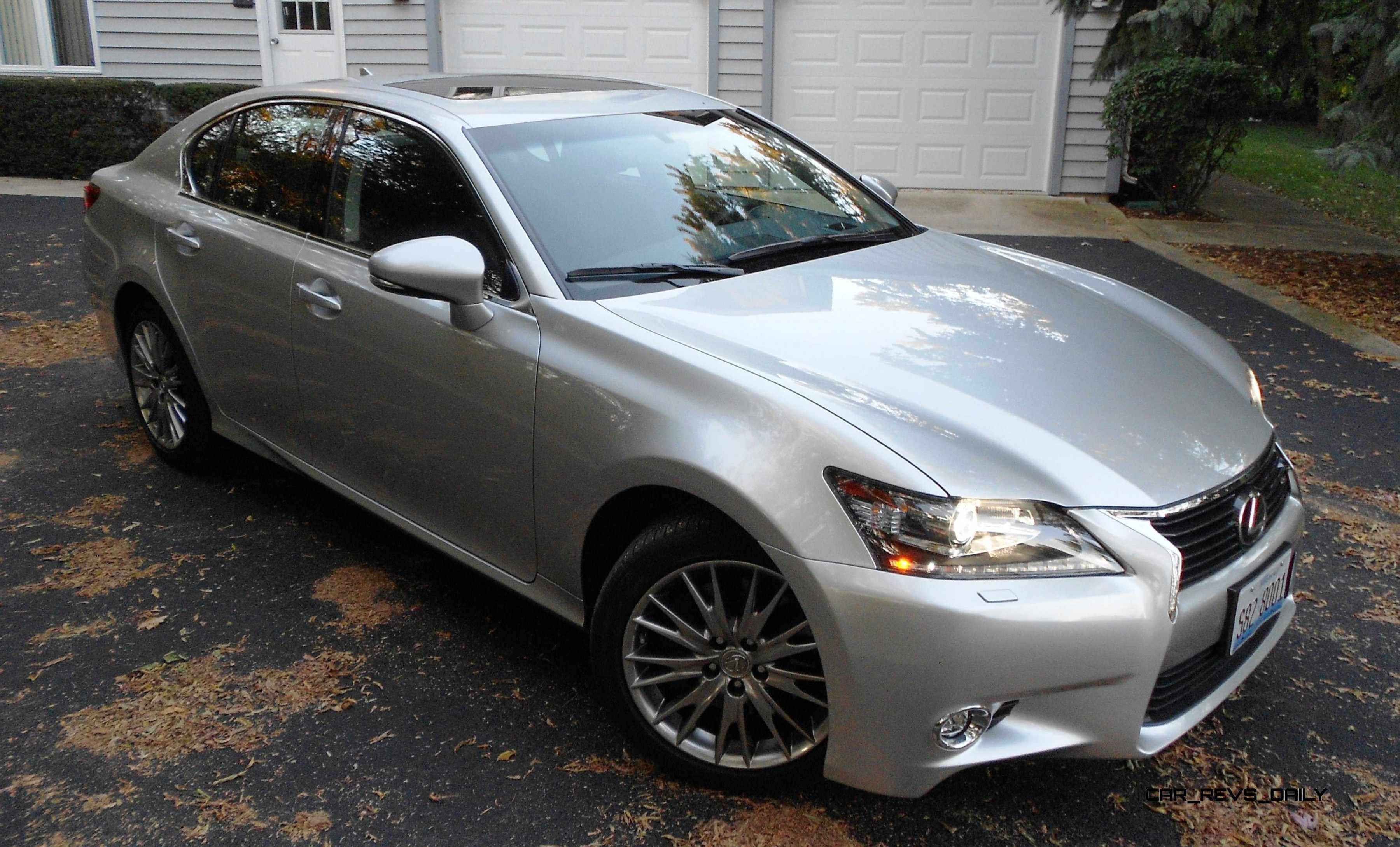 Road Test Review 2014 Lexus GS350 AWD Is Quick And Balanced with