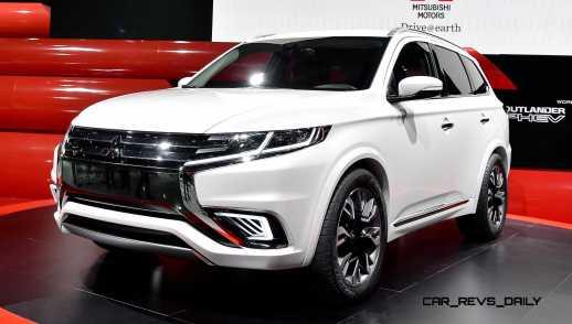 2014 Mitsubishi Outlander PHEV Concept-S 1