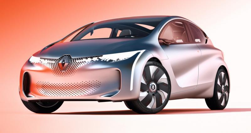 2014 Renault Eolab Concept PHEV 2