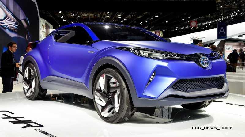 2014 Toyota C-HR Concept 6