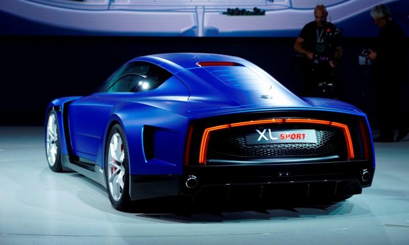 2014 Volkswagen XL Sport Concept 20