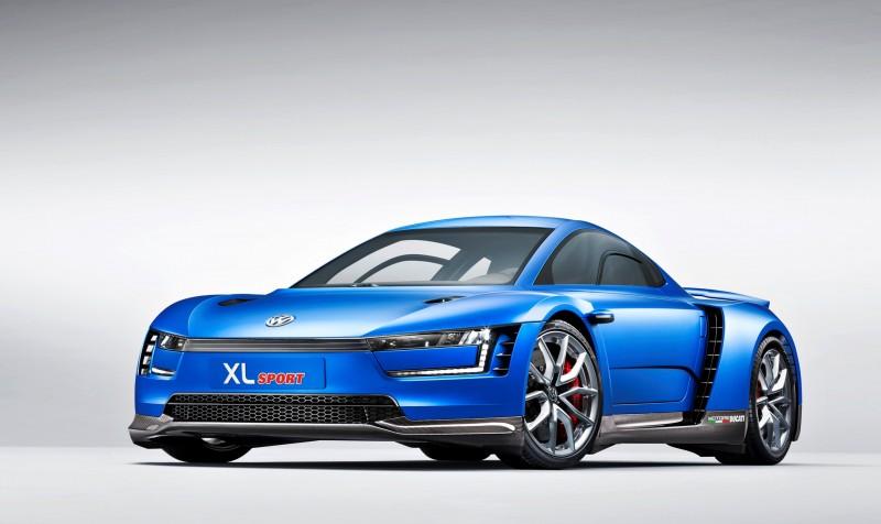 2014 Volkswagen XL Sport Concept 27
