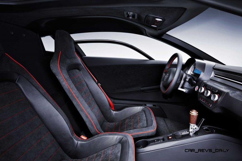 2014 Volkswagen XL Sport Concept 34