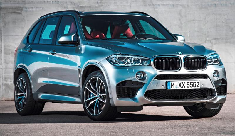 2015 BMW X5 M 11