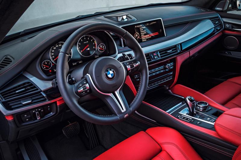 2015 BMW X5 M 12