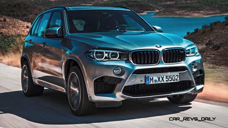 2015 BMW X5 M 22