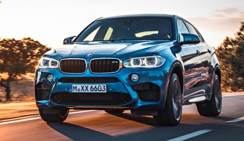 2015 BMW X5 M 3