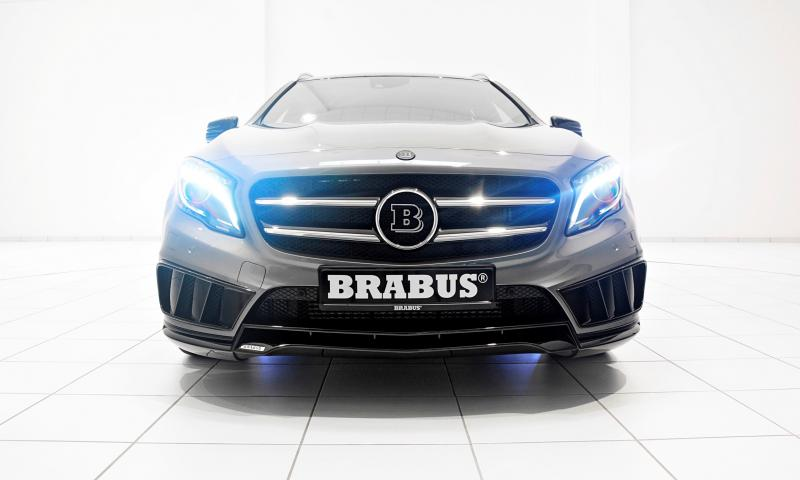 2015 BRABUS Mercedes-Benz GLA-Class 18