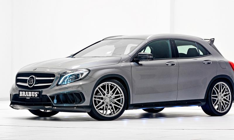 2015 BRABUS Mercedes-Benz GLA-Class 2