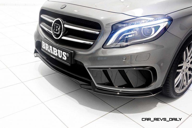 2015 BRABUS Mercedes-Benz GLA-Class 23
