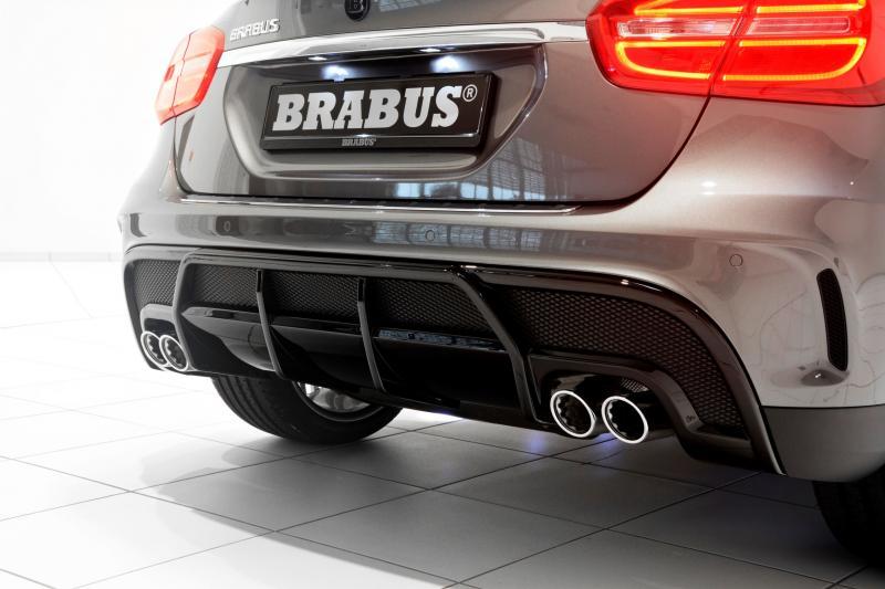 2015 BRABUS Mercedes-Benz GLA-Class 33