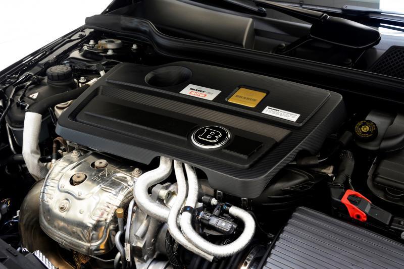 2015 BRABUS Mercedes-Benz GLA-Class 45