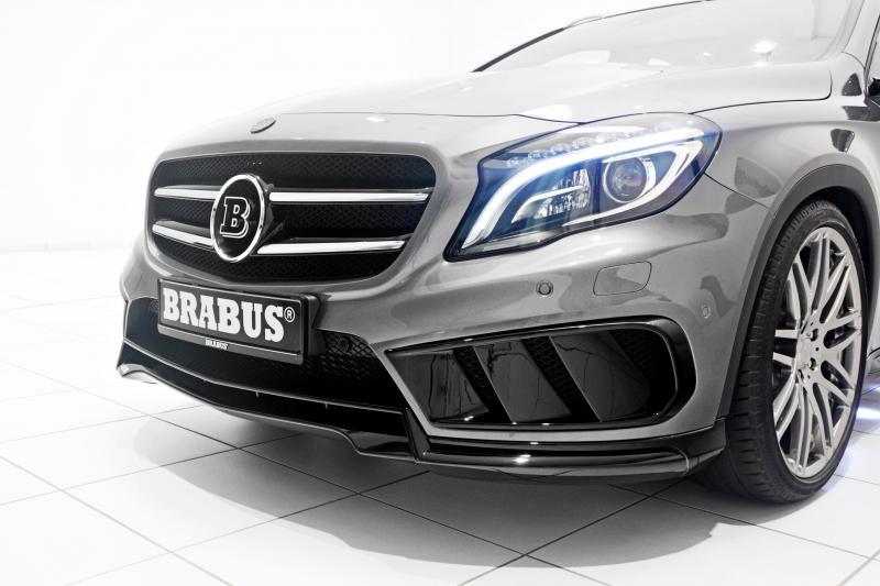 2015 BRABUS Mercedes-Benz GLA-Class 9