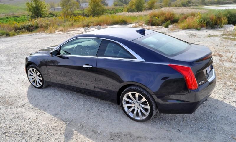2015 Cadillac ATS Coupe 3.6 AWD 18