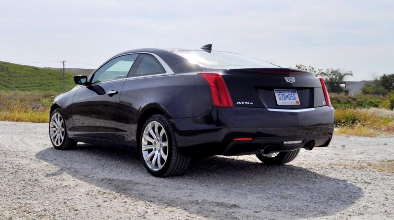 2015 Cadillac ATS Coupe 3.6 AWD 2