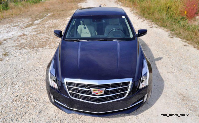 2015 Cadillac ATS Coupe 3.6 AWD 21