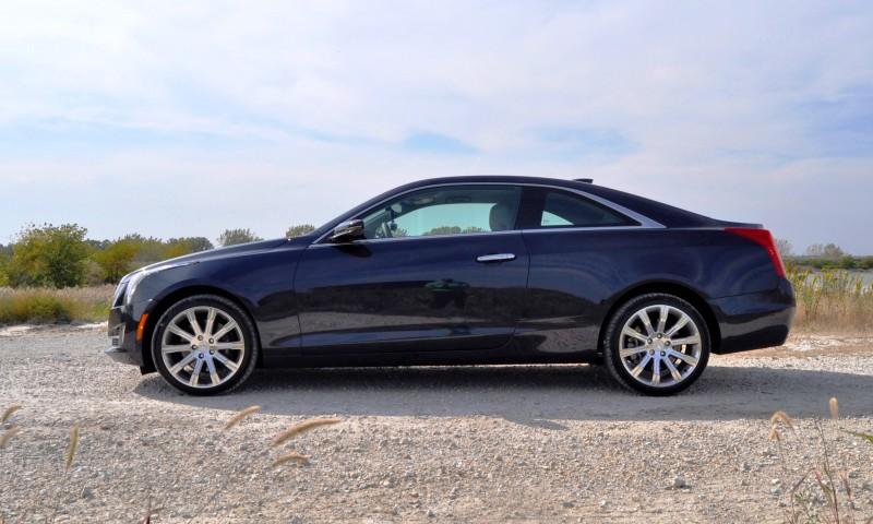 2015 Cadillac ATS Coupe 3.6 AWD 4