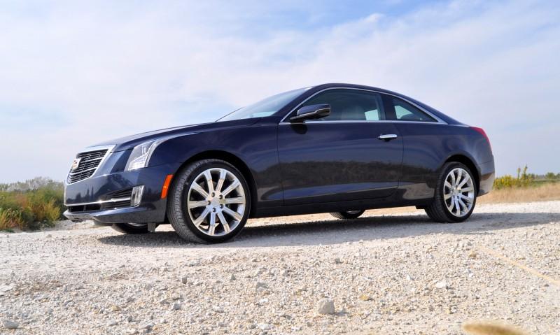 2015 Cadillac ATS Coupe 3.6 AWD 7