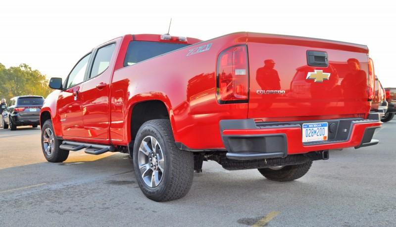 2015 Chevrolet Colorado Z71 4