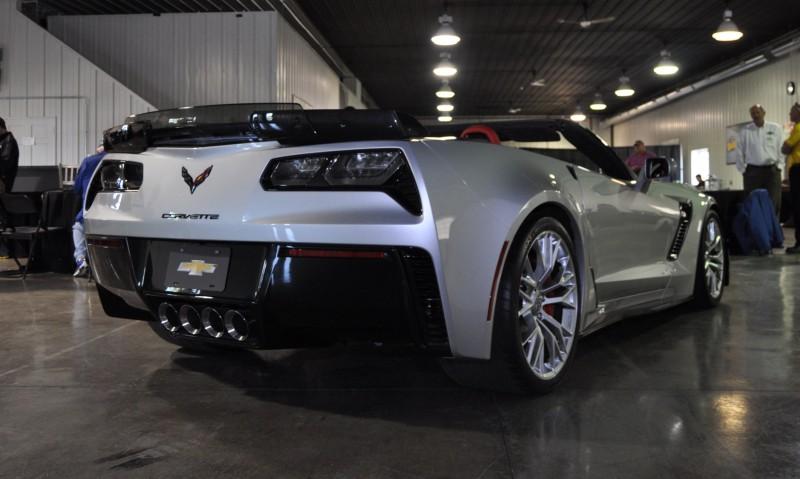 2015 Chevrolet Corvette Z06 Convertible 15