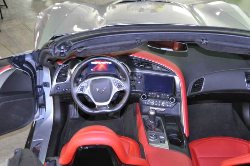 2015 Chevrolet Corvette Z06 Convertible 18