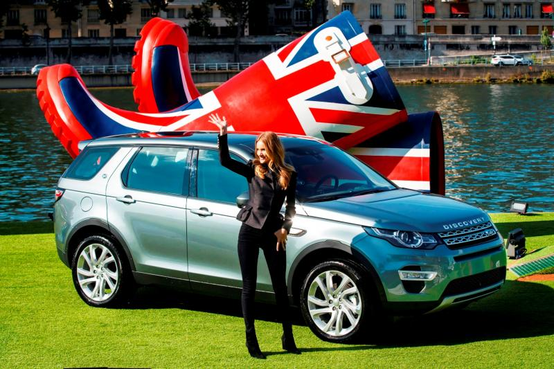 2015 Land Rover Discover Sport 10
