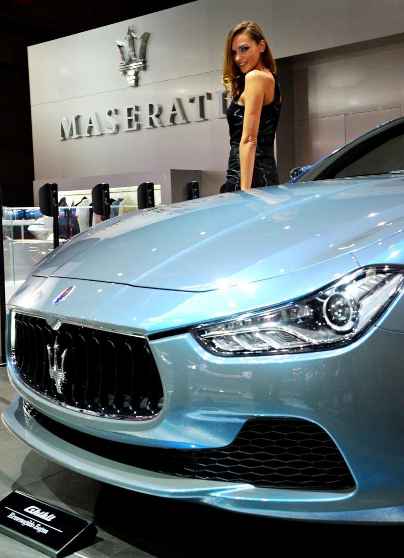 2015 Maserati Ghibli S Q4 ZEGNA EDITION 8