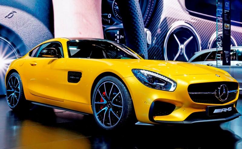 2015 Mercedes-AMG GT Edition 1 27
