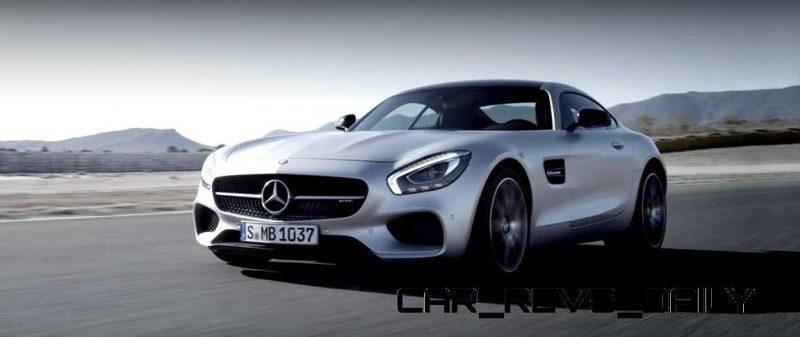 2015 Mercedes-AMG GT Edition 1 56