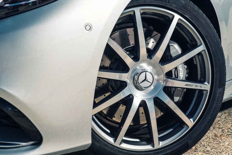 2015 Mercedes-Benz S63 AMG Coupe 24
