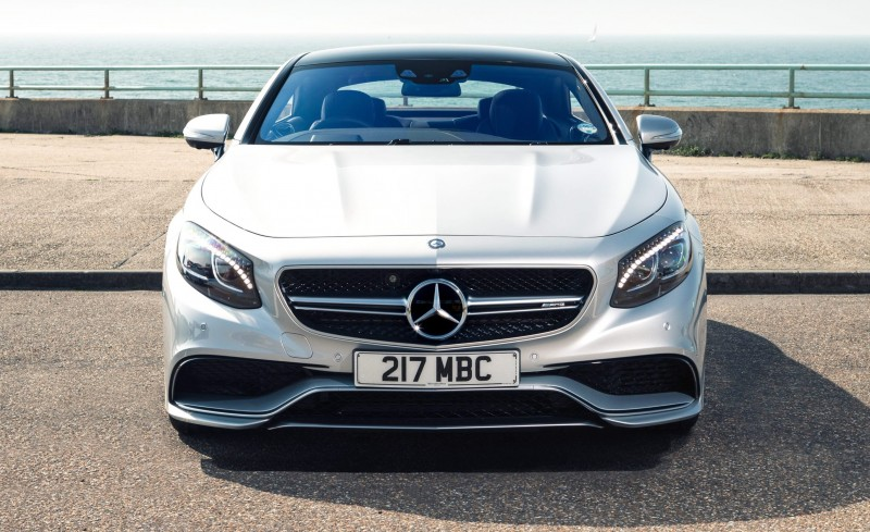 2015 Mercedes-Benz S63 AMG Coupe 34