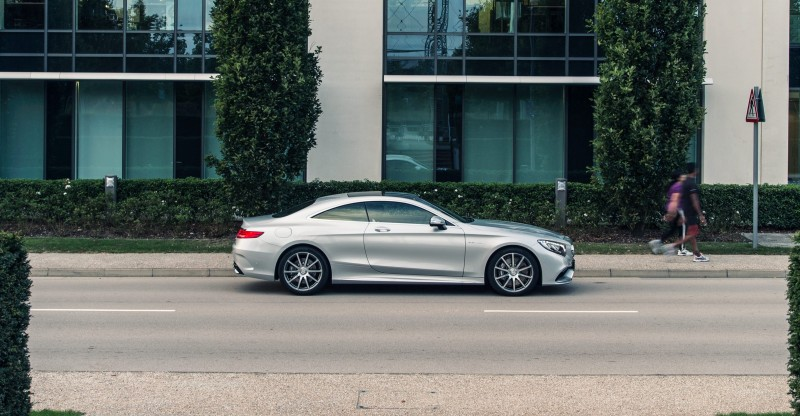 2015 Mercedes-Benz S63 AMG Coupe 7