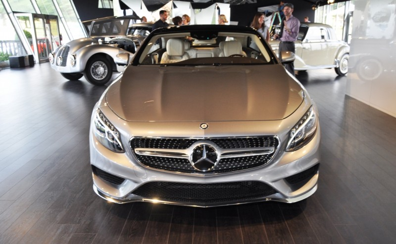 2015 Mercedes-Benz S63 AMG Coupe 73