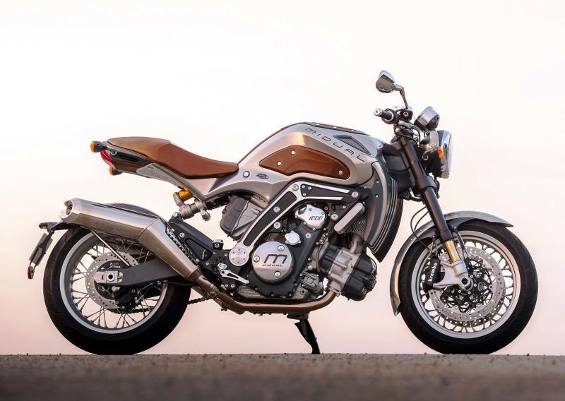 2015 Midual Type 1 Motorcycle 12