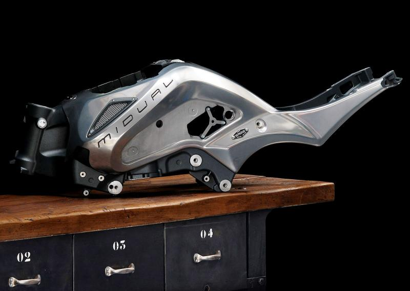 2015 Midual Type 1 Motorcycle 14