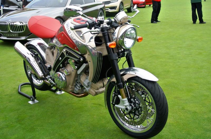 2015 Midual Type 1 Motorcycle 4