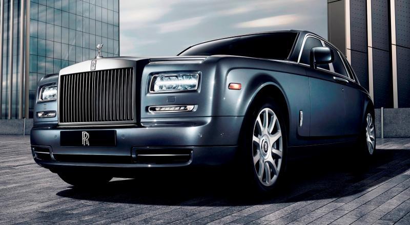2015 Rolls-Royce Phantom Metropolitan 1