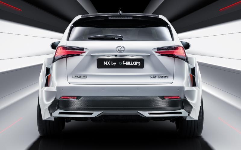 2016 Lexus NX-F Concept 11