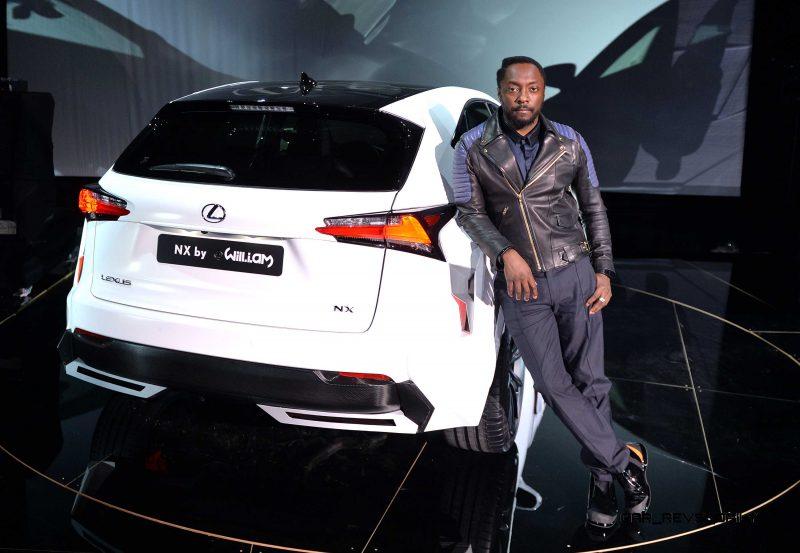 Lexus NX Striking Angles Launch Event